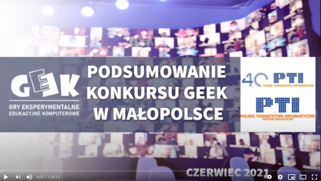 PodsumowanieGEEK_Malopolska
